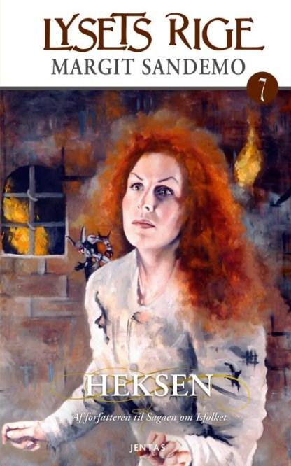 Lysets rige 7 - Heksen omslagsbillede