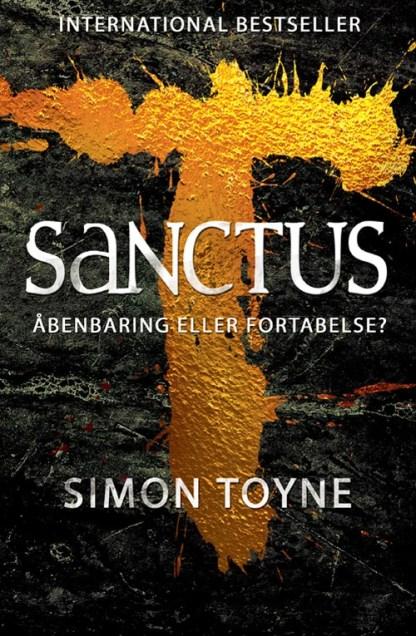 Sanctus - CD omslagsbillede