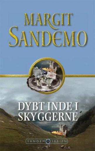 Sandemoserien 15 - Dybt inde i skyggerne omslagsbillede