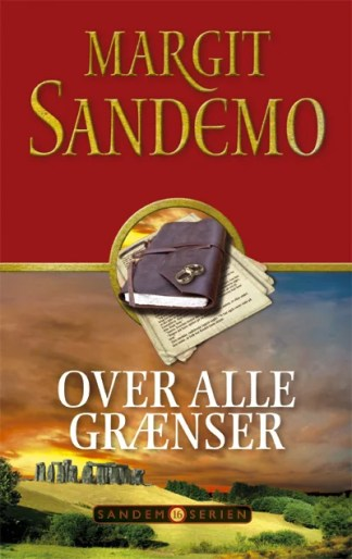 Sandemoserien 16 - Over alle grænser omslagsbillede