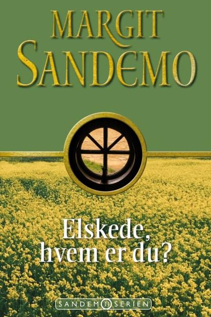 Sandemoserien 33 - Elskede, hvem er du? omslagsbillede