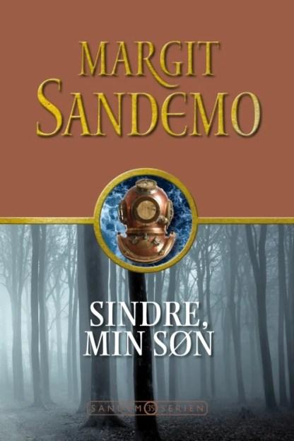 Sandemoserien 35 - Sindre min søn omslagsbillede