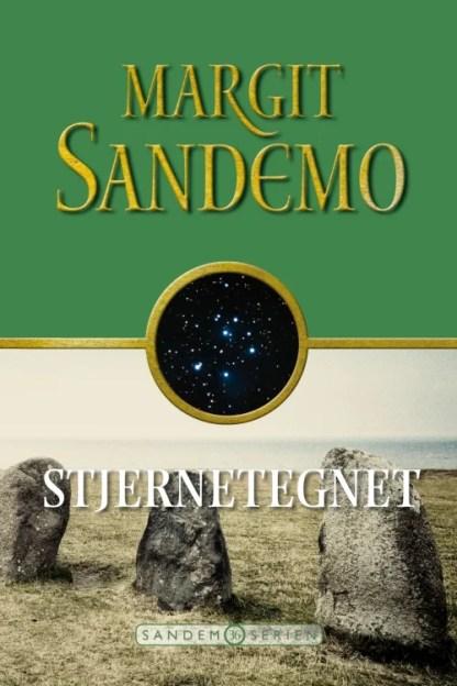 Sandemoserien 36 - Stjernetegnet omslagsbillede