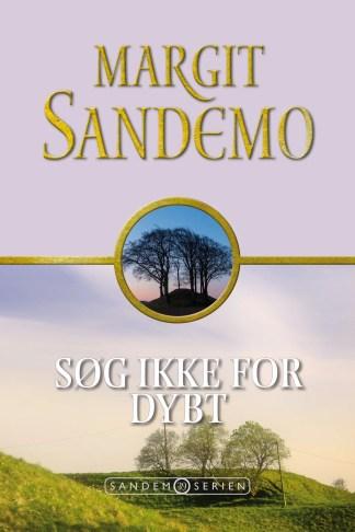 Sandemoserien 39 - Søg ikke for dybt omslagsbillede