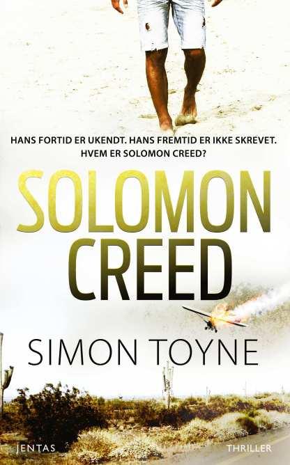 Solomon Creed - CD omslagsbillede