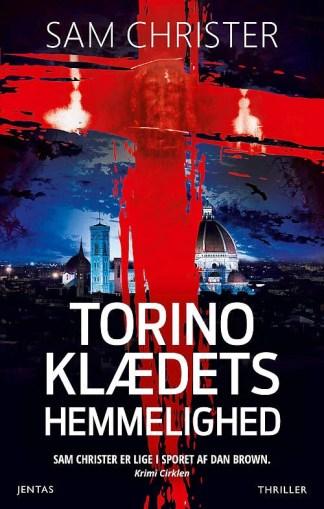 Torinoklædets hemmelighed - CD omslagsbillede
