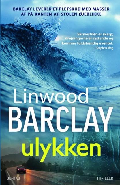 Ulykken af Linwood Barclay omslagsbillede