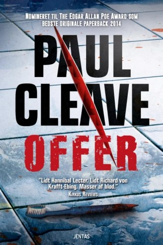 Offer af Paul Cleave - MP3 omslagsbillede