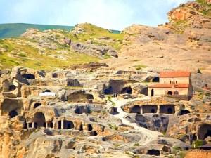 Tour to Uplistsikhe and Mtskheta