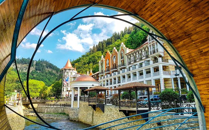 Group tour to Borjomi