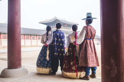 One Week Seoul Itinerary for Families