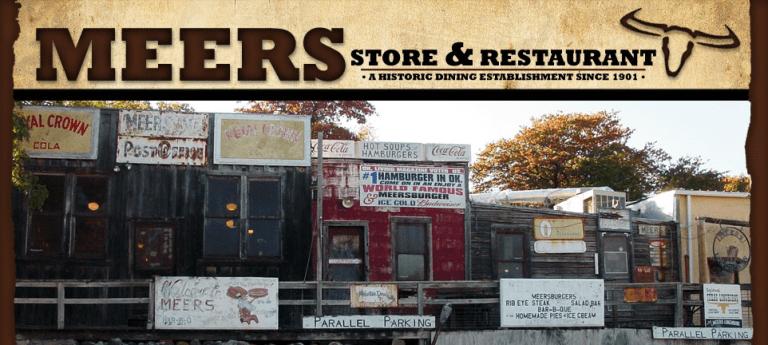 Meers Store Wichita Wildlife Refuge