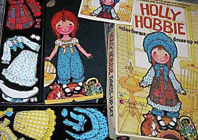 Holly Hobbie Colorforms