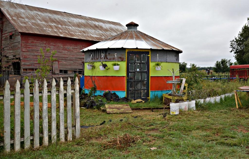 Round Barn Oklahoma