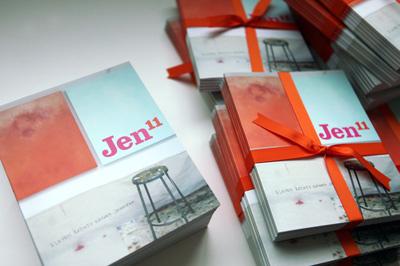 The Name Jennifer Art Exhibit Jen 11