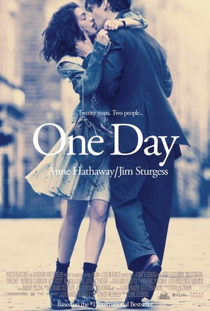 One Day Movie Book with Anne Hathaway