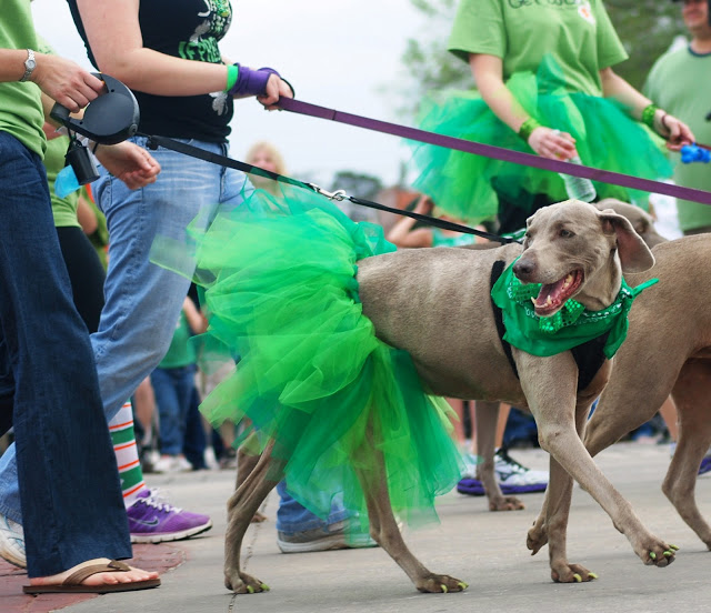 Oklahoma City's St. Patrick's Day Parade