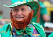 St. Patrick's Day Red Beard Leprechaun