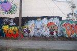 Graffiti Zone Orange