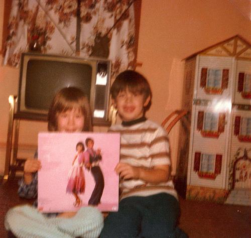 Vintage Donny and Marie Album