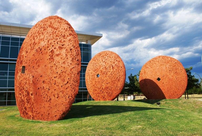 Public Art in Oklahoma