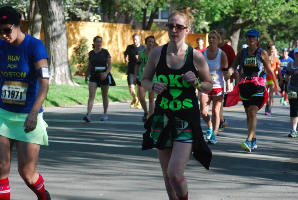 Oklahoma City Memorial Marathon 27