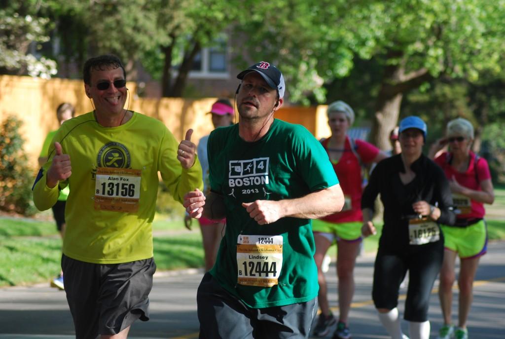 Oklahoma City Memorial Marathon 44