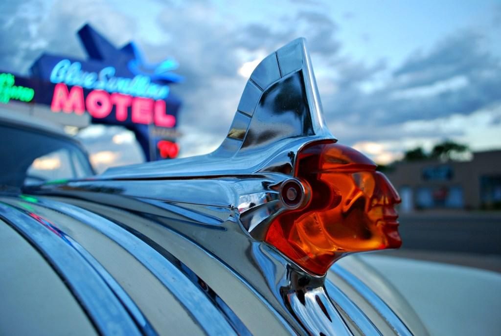 Blue Swallow Motel Tucumcari Photography