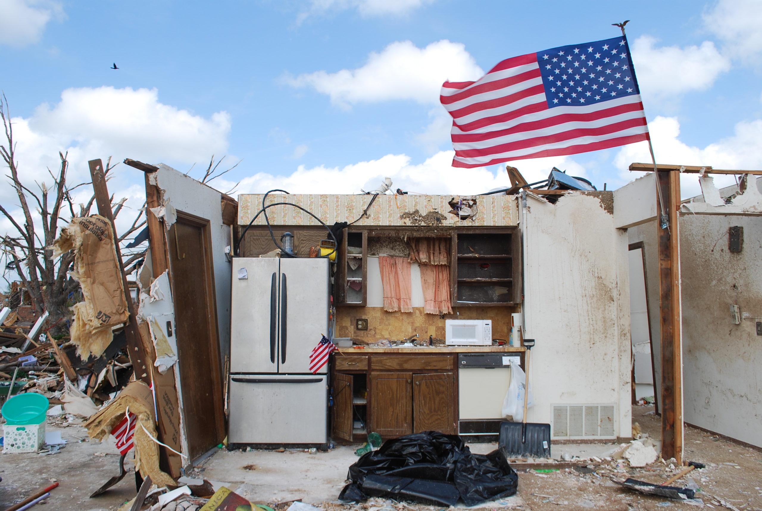 American Tornado in an American Kitchen