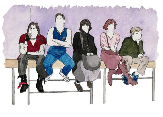 belonging the breakfast club Re-cast the breakfast club in five steps and we'll tell you which group you belong to in high school we're all pretty bizarre some of us are just better at hiding.