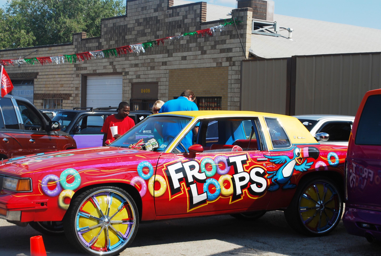 waffle house donk car in okc jennifer chronicles