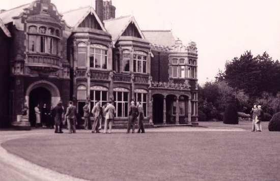 Captain Ridley's Shooting Party | Bletchley Park | 1938