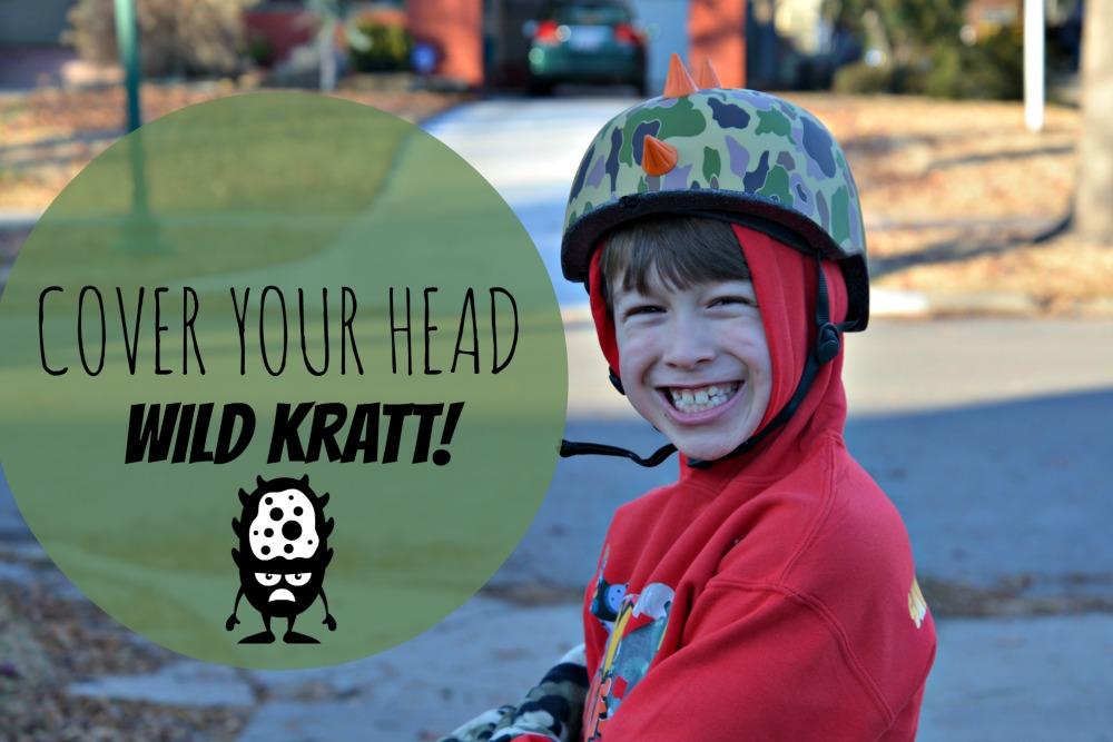 Wild Kratt Helmet