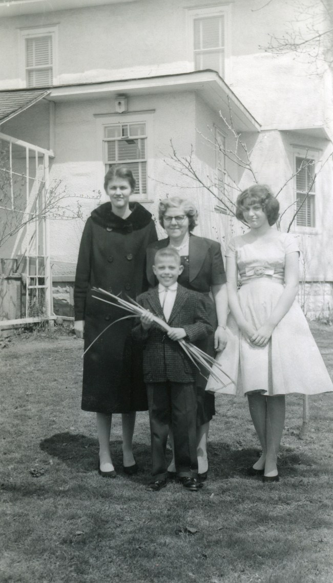 Palm Sunday 1960
