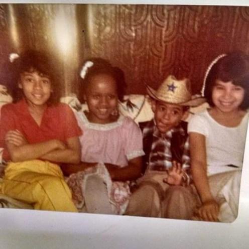 1980, Duane Fernandez Jr