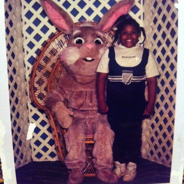Funny Bunny Easter 1990