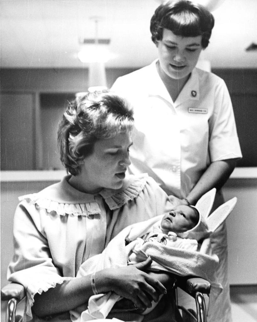 Maternity Ward 1966