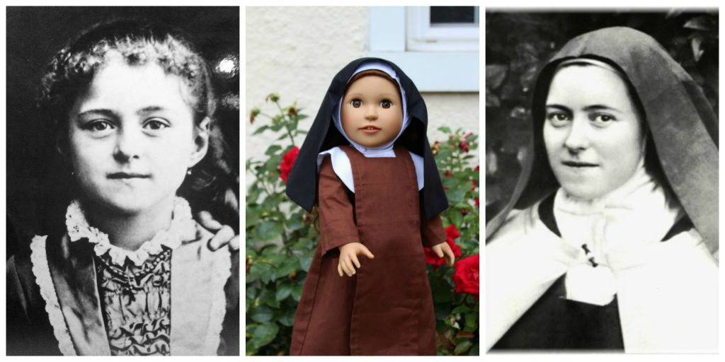 Saint Dolls featuring St. Therese