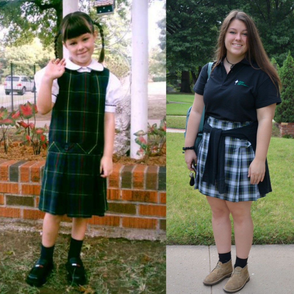 First Day of Kindy Senior