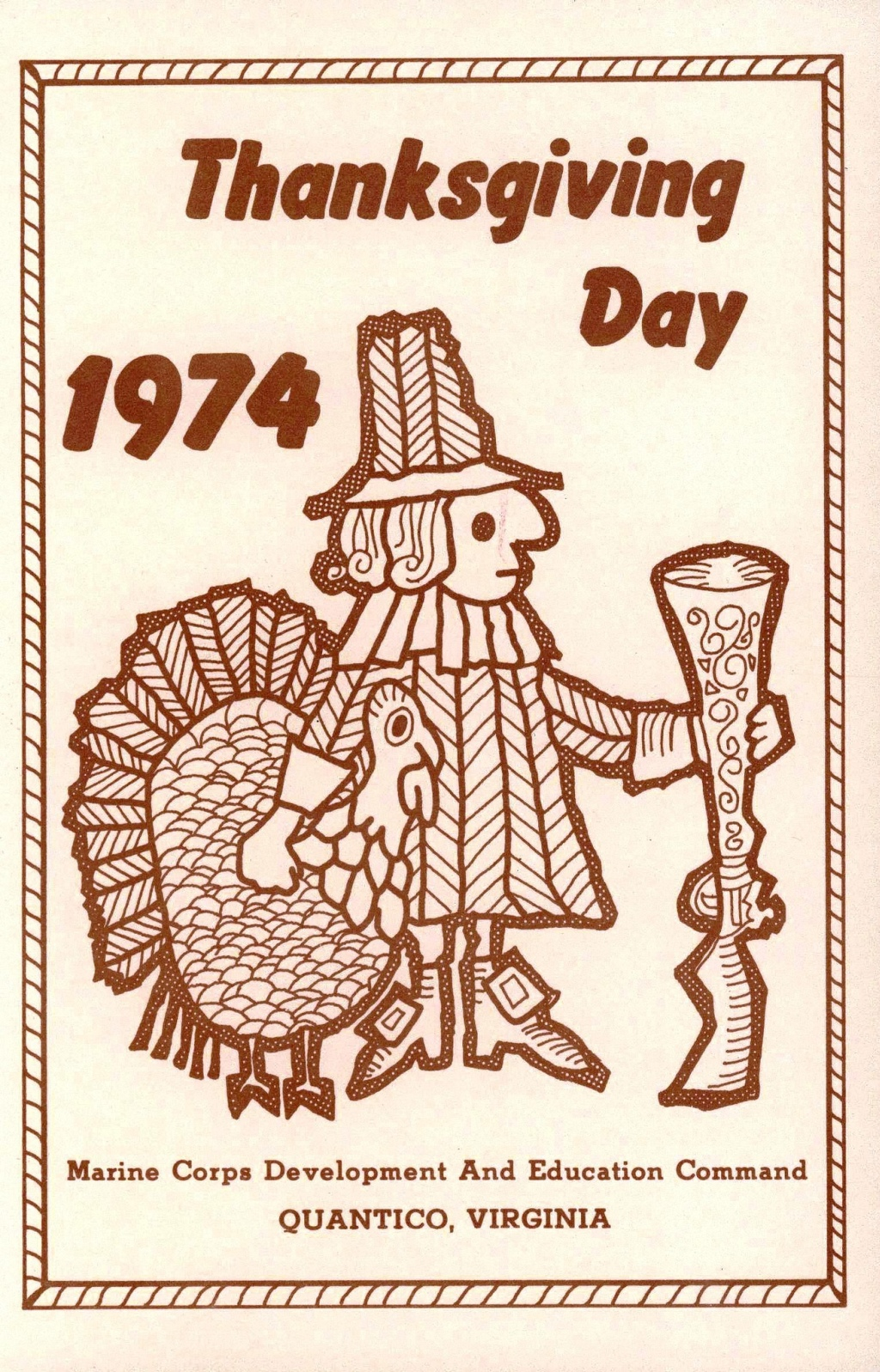 Thanksgiving Day 1974