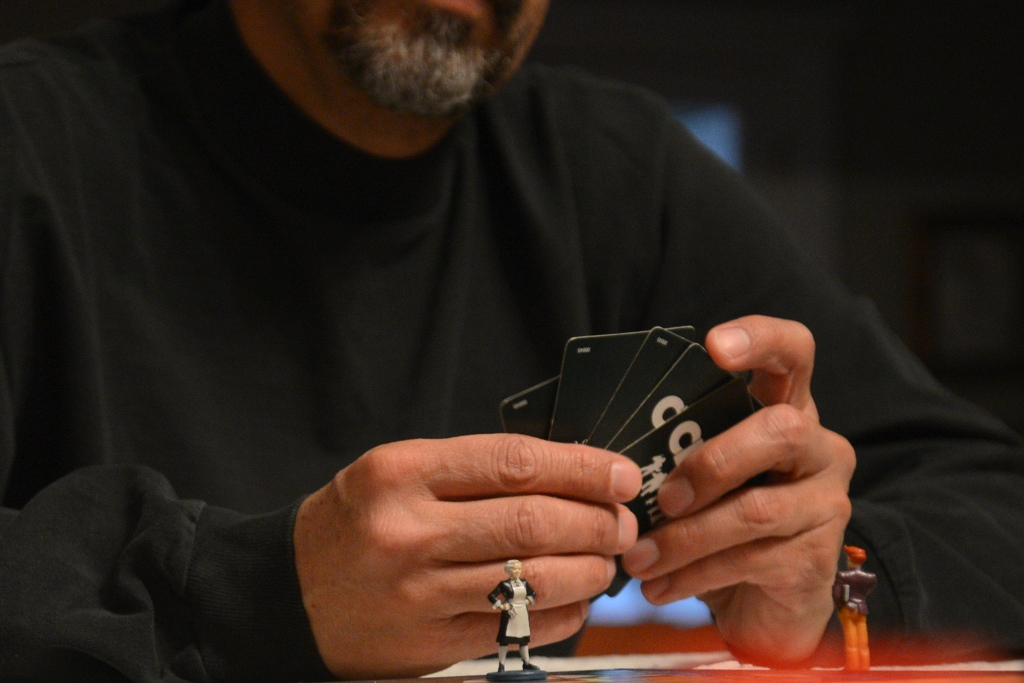 Clue Cards