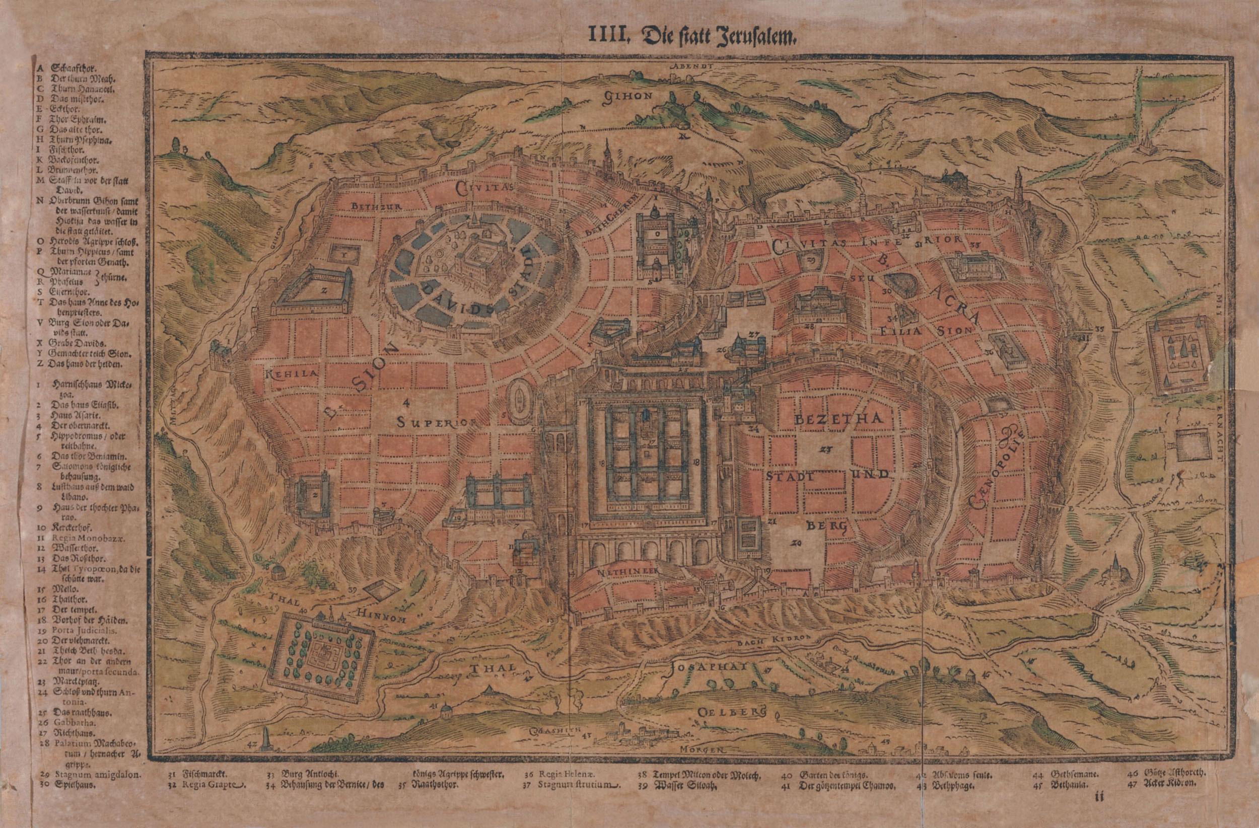 Die_Statt_Jerusalem-17th-century