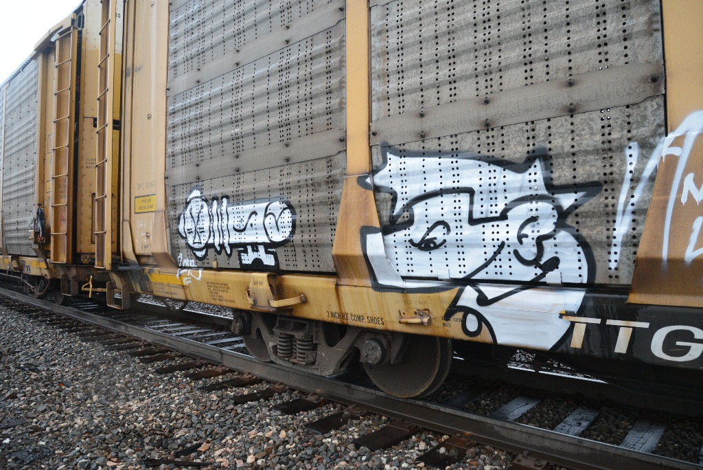 2014 ANEMAL TRIBUTE GRAFFITI