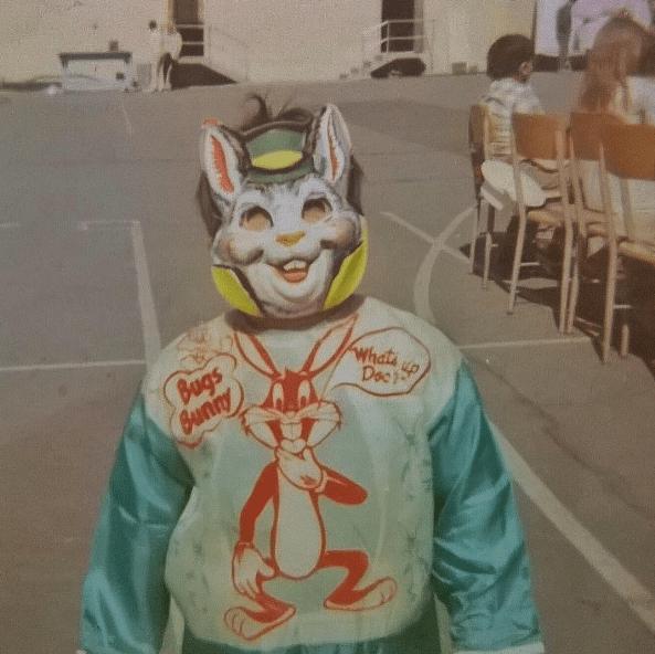 Bugs Bunny Halloween Costume by Ben Cooper
