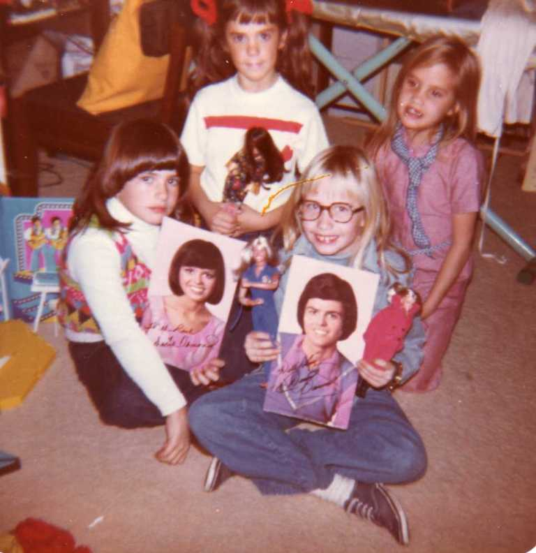Donny and Marie Posters and Dolls