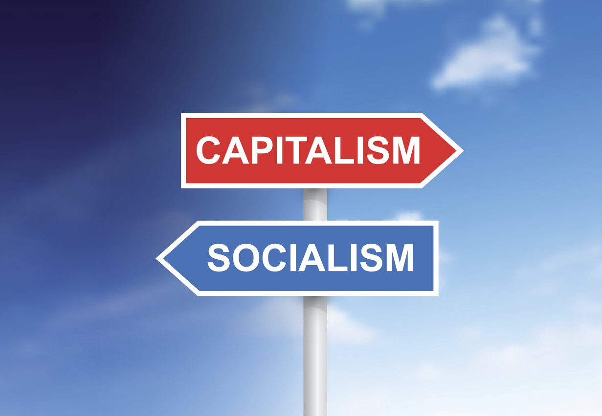Are Millennials turning socialist? A Pew study reports that 60 percent of Millennials have positive views of socialism.
