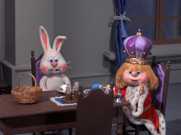 Easter Bunny is Comin To Town Rankin Bass 1977