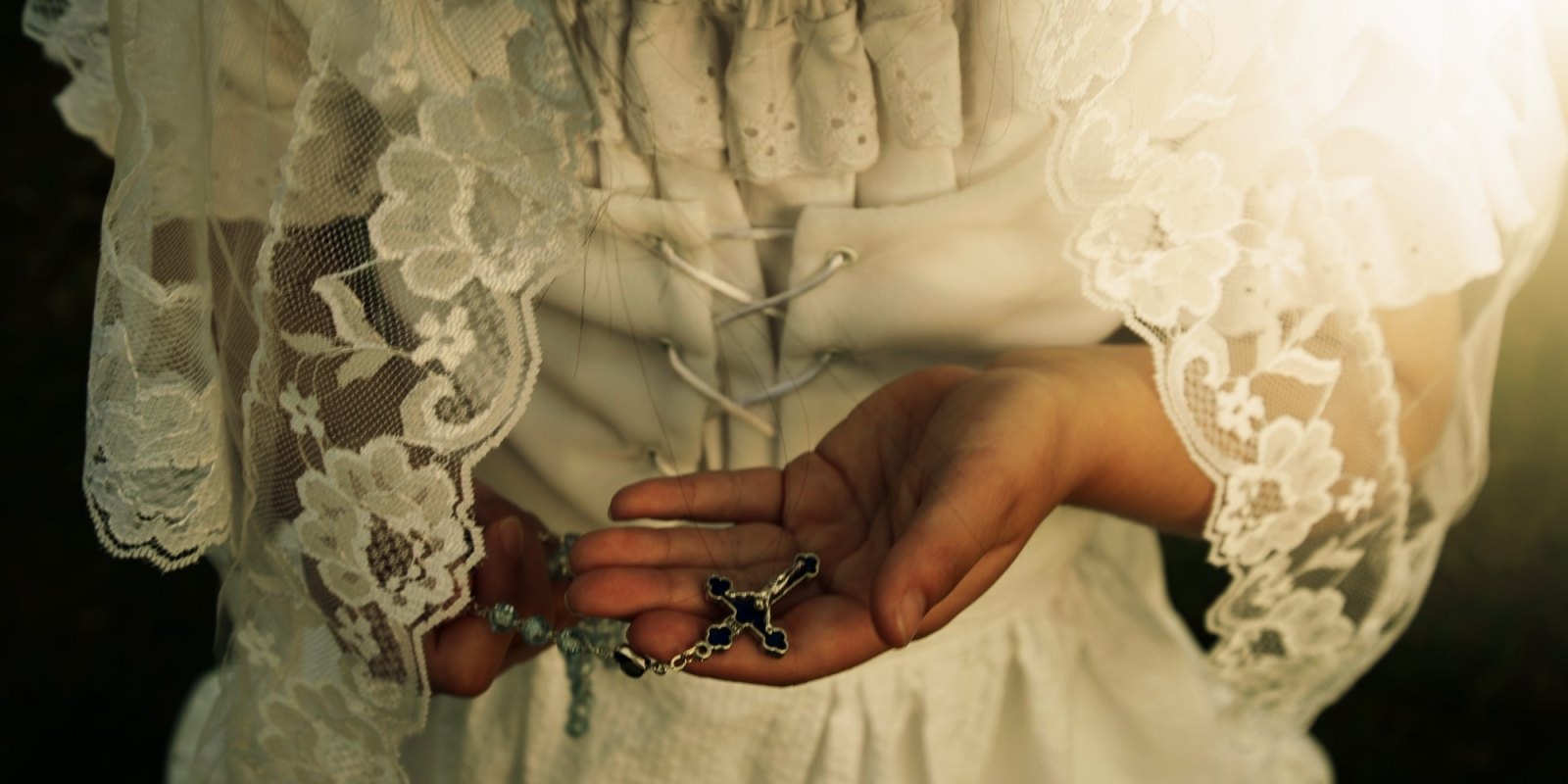 A Daughter's First Communion