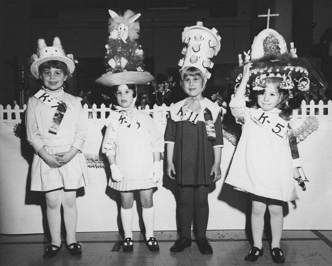 1970: Kindergartners, a.k.a., the First Gen-Xers, born around 1965.