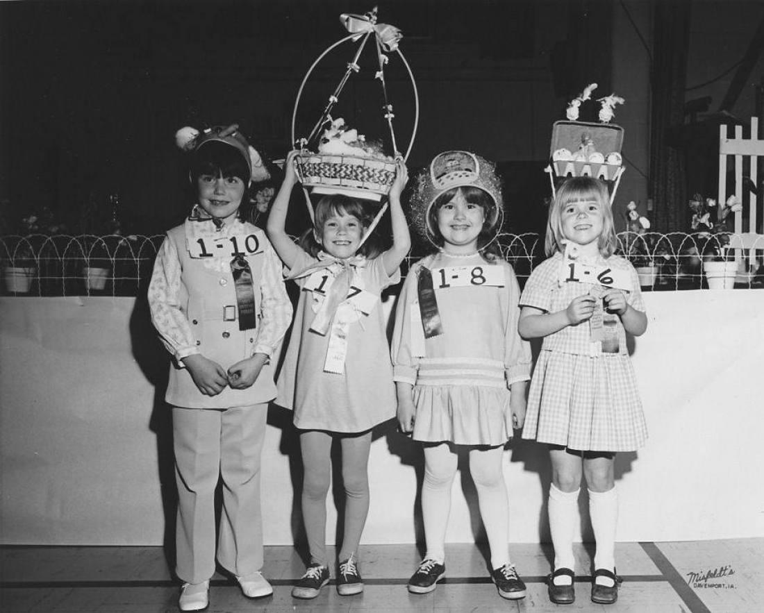 1972: 1st Graders